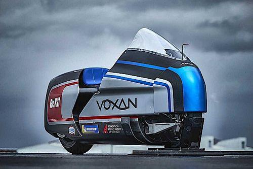 Легендарный мотогонщик установит рекорд скорости на электробайке