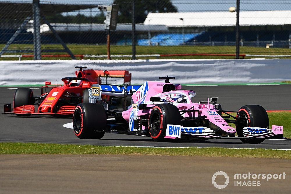 """Ferrari: el caso Racing Point es como """"copiar en un examen"""""""
