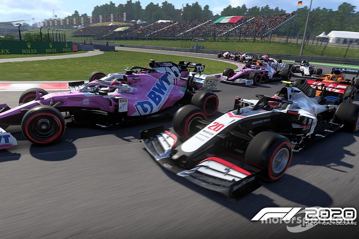 Courtois Lap Tercepat, Enzo Fittipaldi Menang Ronde Pertama F1 Virtual 2021