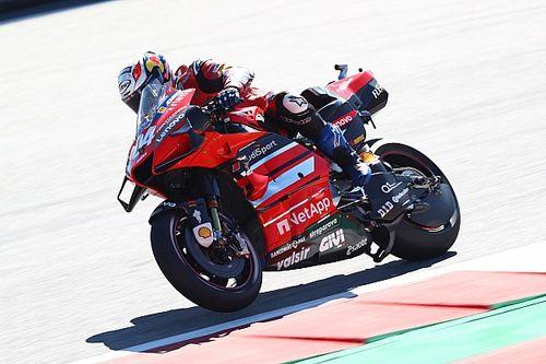 Steiermark MotoGP: Isınma turlarının en hızlısı Dovizioso