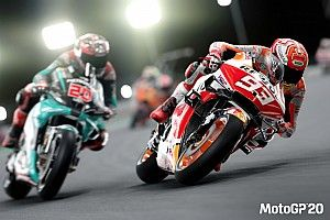 Seri Esport MotoGP Raih Sukses Pada 2020