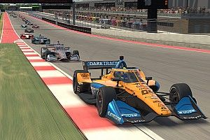 How Norris embarrassed IndyCar's stars on his debut