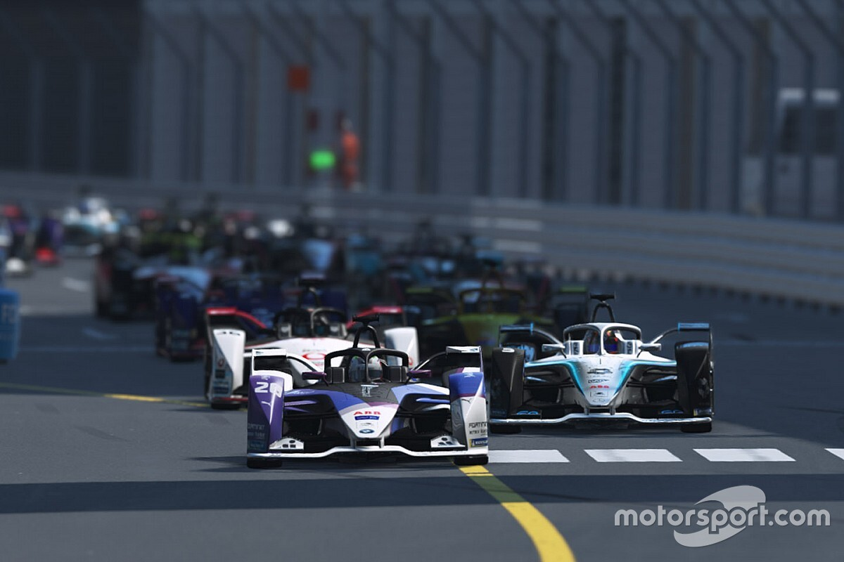 Formula E Race at Home Challenge: Gunther sbancherà anche Monaco?