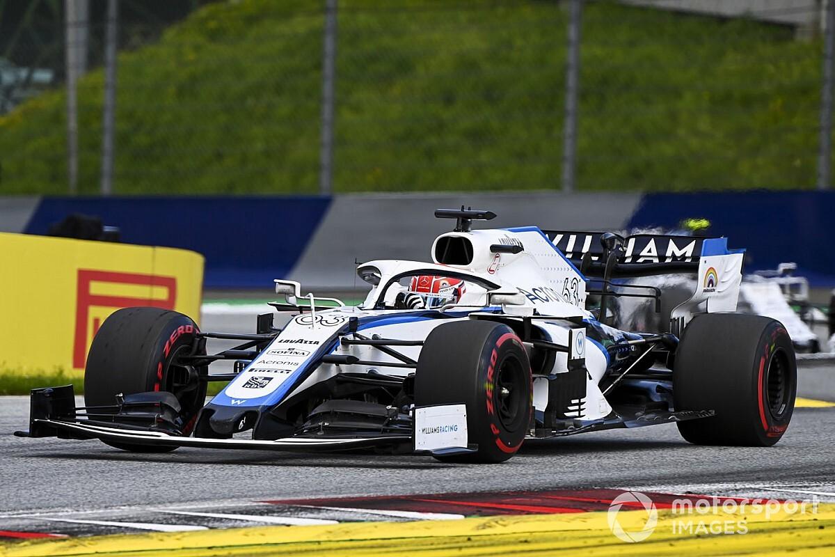 Hungaroring dobry dla Williamsa