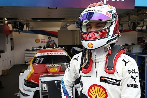 BMW driver van der Linde joins Rowe Racing's DTM effort