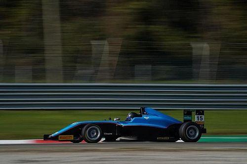 Drugi wyścig włoskiej F4 w Austrii
