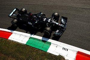 意大利大奖赛FP2:汉密尔顿登上头名,法拉利进入前十