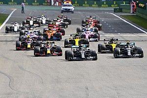 Гран При Италии: стартовая решетка