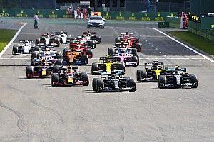 GP de Bélgica F1: Timeline vuelta por vuelta