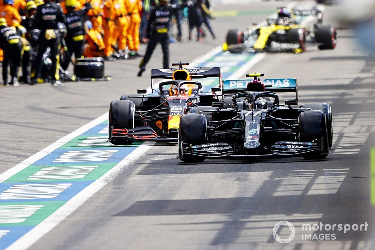 Как синоптики помешали Ферстаппену навязать борьбу Mercedes