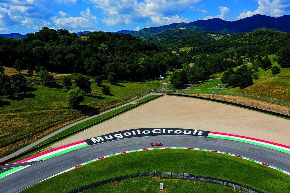 Wat is de Formule 1 Grand Prix van Toscane?