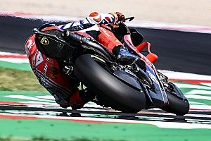 MotoGP stars hit out over new track surface at Misano