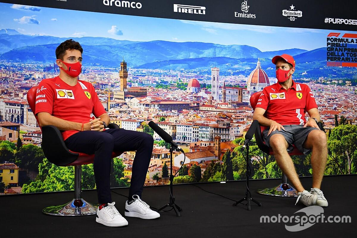 """Alonso: egyértelművé vált, hogy """"Leclerc-ben nagyobb potenciál van"""""""