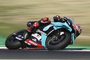 Quartararo topt vrijdagtrainingen GP van San Marino