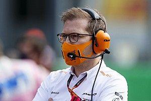 F1: Chefe da McLaren acredita em evolução do MCL35 com novo design aerodinâmico