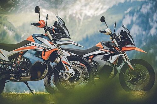 All-New 2021 KTM 890 Adventure R And Rally Introduced