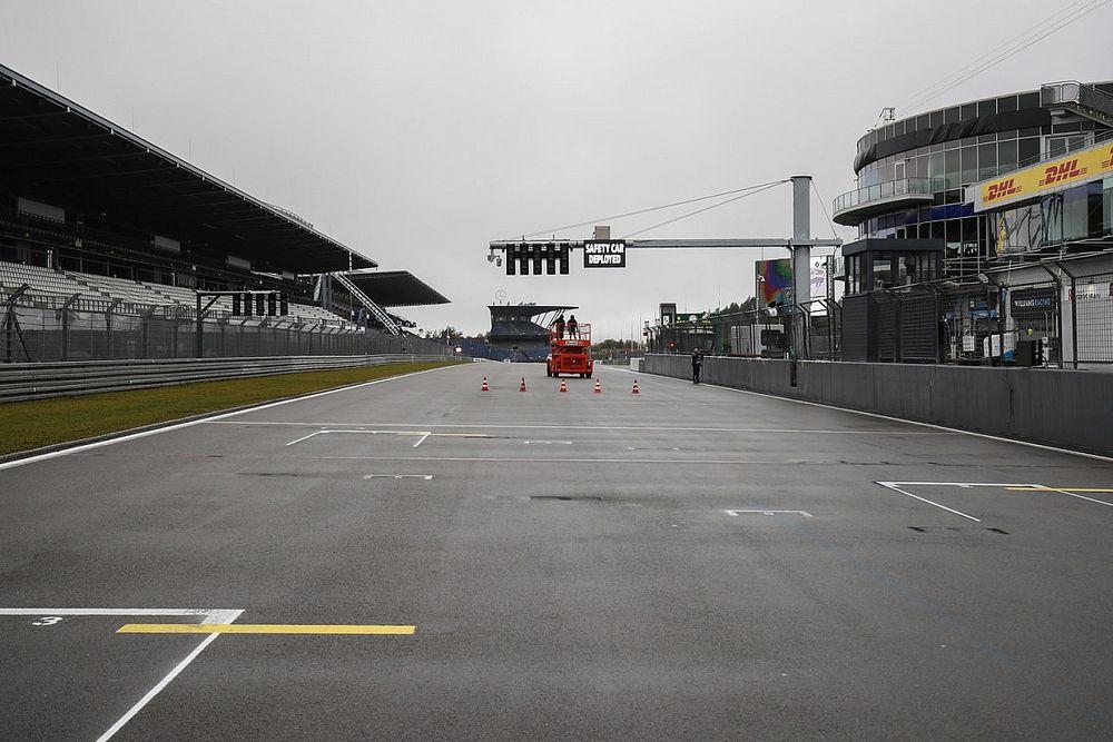Le Nürburgring mobilisé pour l'aide d'urgence après les inondations