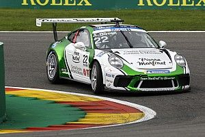 Porsche Supercup Belçika: Ayhancan harika turuyla pole'de!