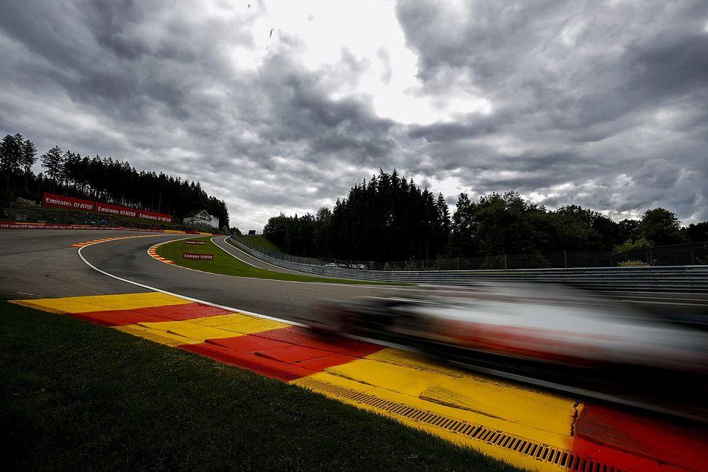 Лучшие фото Гран При Бельгии: суббота