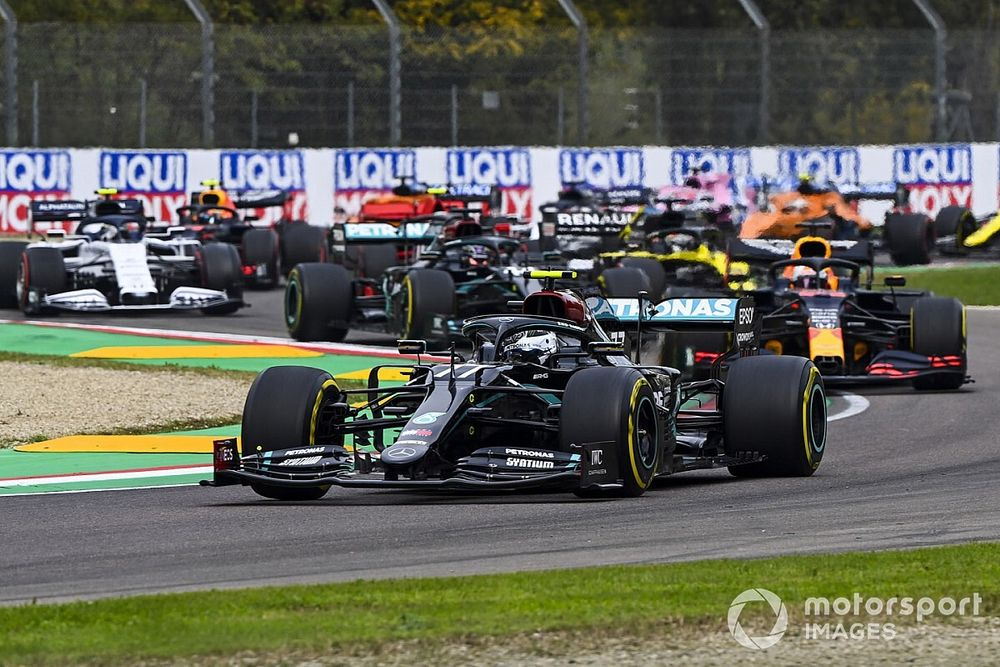 Emilia Romagna Grand Prix - Driver ratings