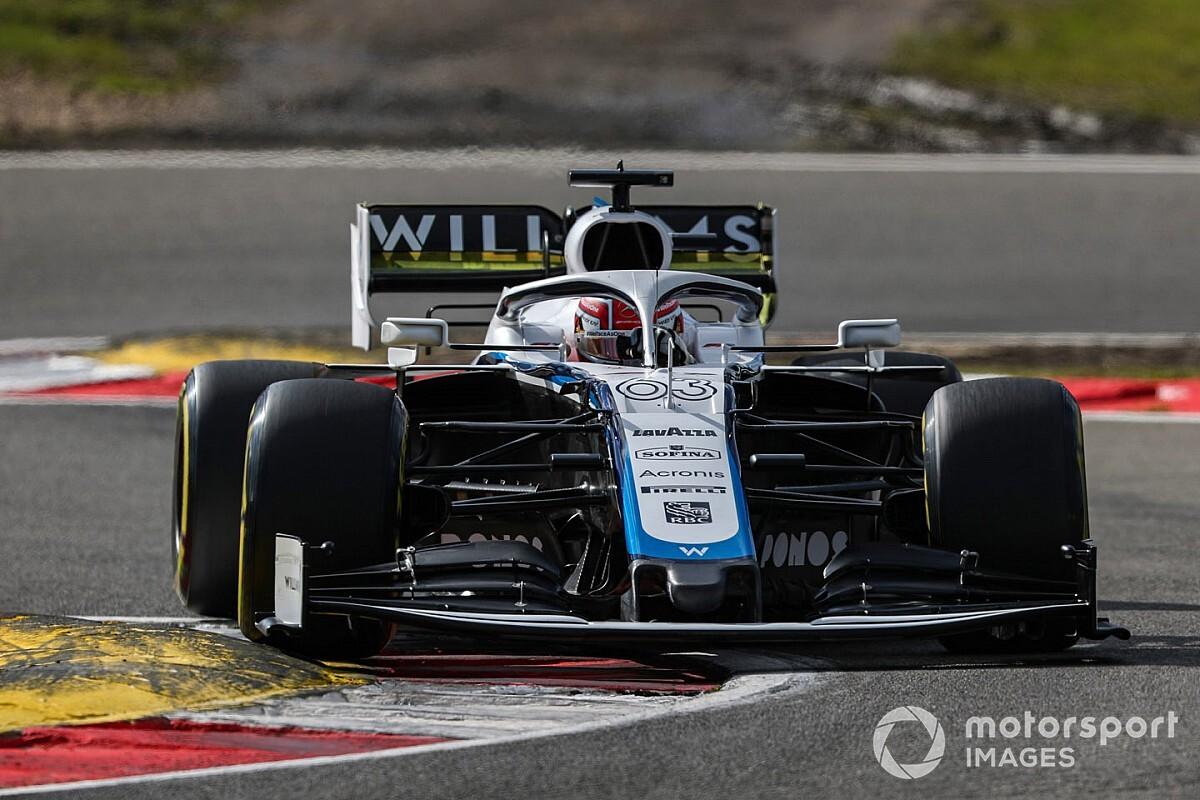 """Russell : Pas de """"changements soudains et rapides"""" chez Williams"""