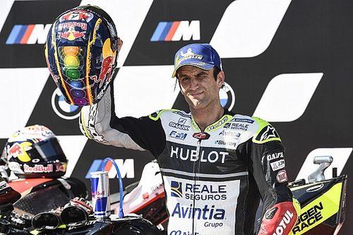 Zarco: necesito podios y victorias para merecer la Ducati oficial