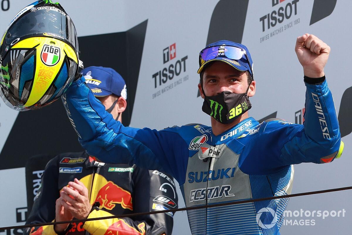 """Mir: Title bid """"starts here now"""" after third podium"""