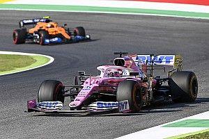 F1: McLaren vê Racing Point com carro mais rápido do pelotão do meio