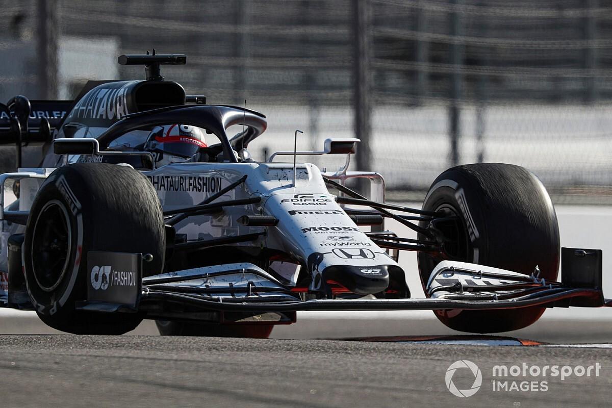 AlphaTauri-coureurs teleurgesteld over vertrek Honda uit F1