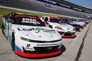 2021 NASCAR Xfinity Series schedule released