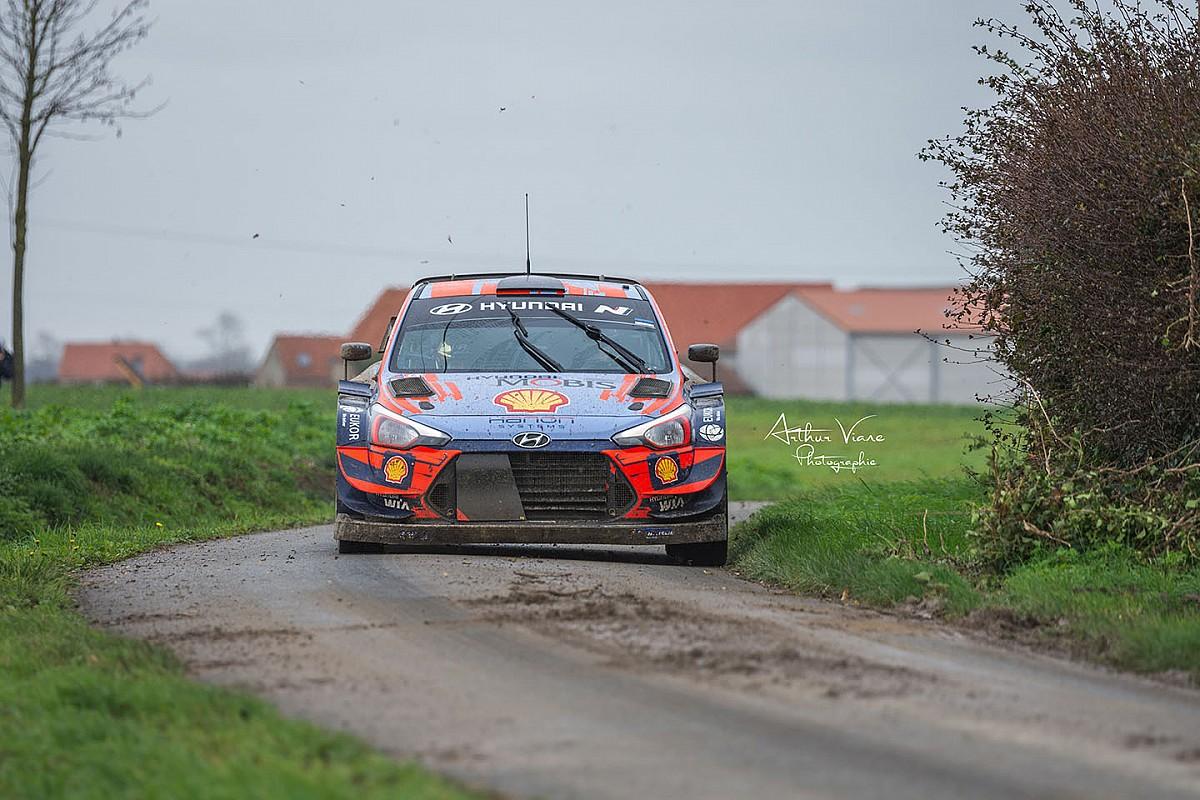 Belgia w kalendarzu WRC