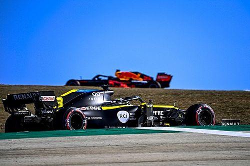 Il a manqué une minute à Ricciardo pour reprendre la piste