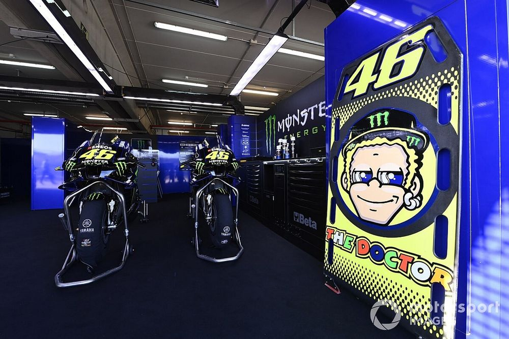Ufficiale: Yamaha non sostituirà Rossi nel GP di Teruel
