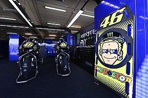 Nem helyettesíti Rossit a Yamaha