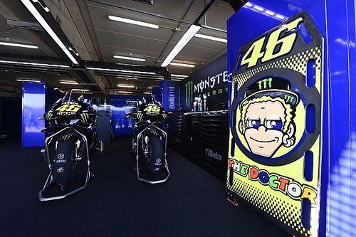 Yamaha bevestigt: Geen vervanger voor Rossi in GP Teruel