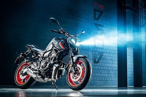Nova Yamaha MT-07 2021 estreia com visual inspirado na MT-09