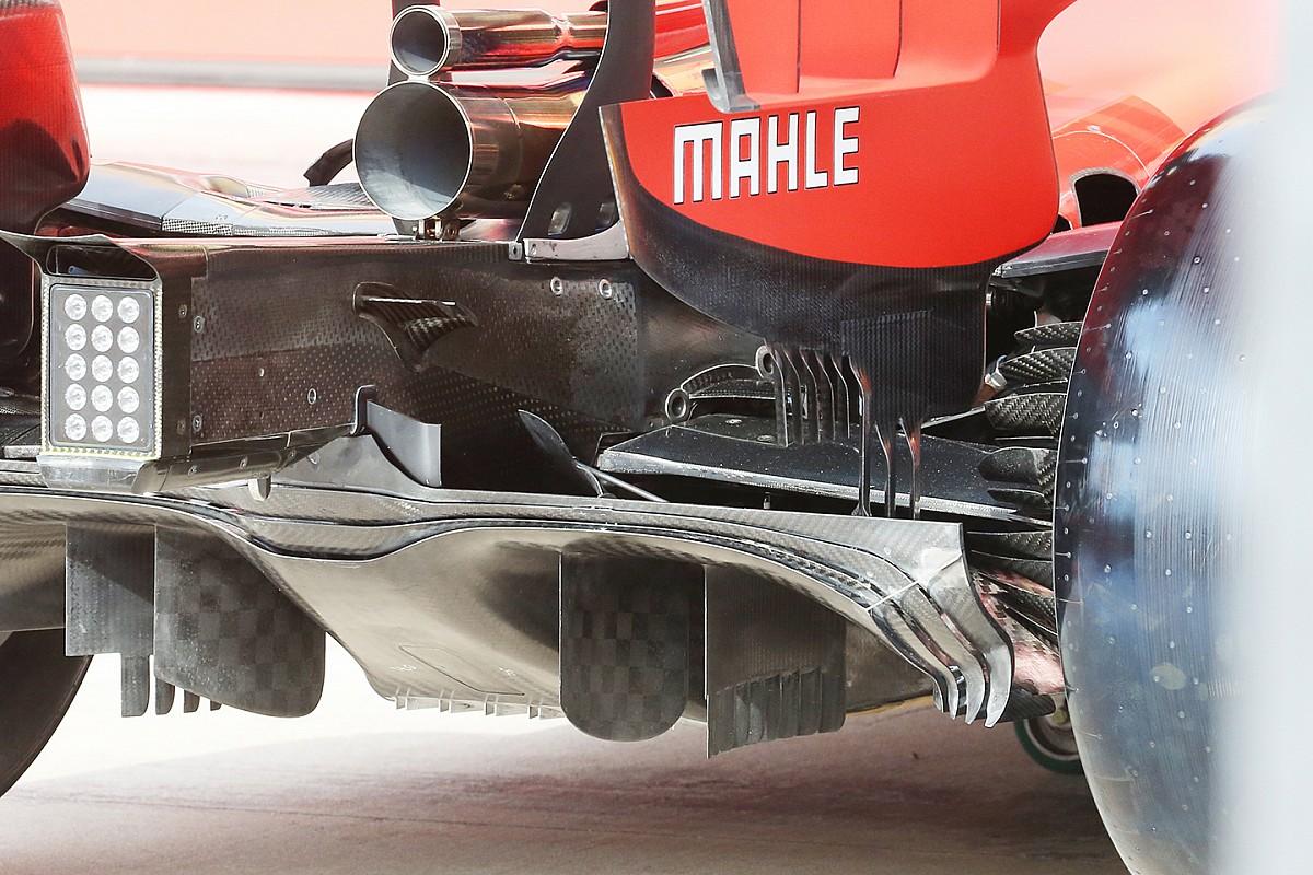 Quand Ferrari recycle de vieilles idées pour progresser