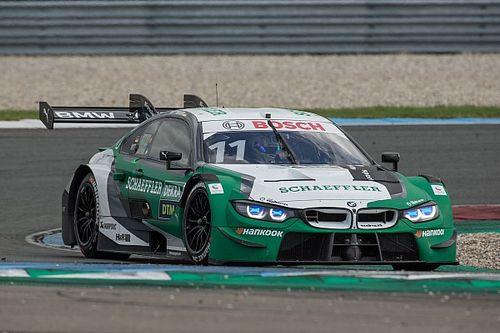 BMW na czele treningu