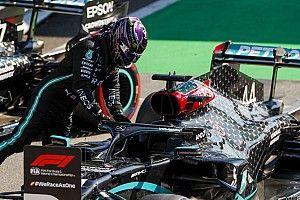 VÍDEO: Veja a volta que rendeu a Hamilton a pole em Monza e o recorde de volta mais rápida da história da F1