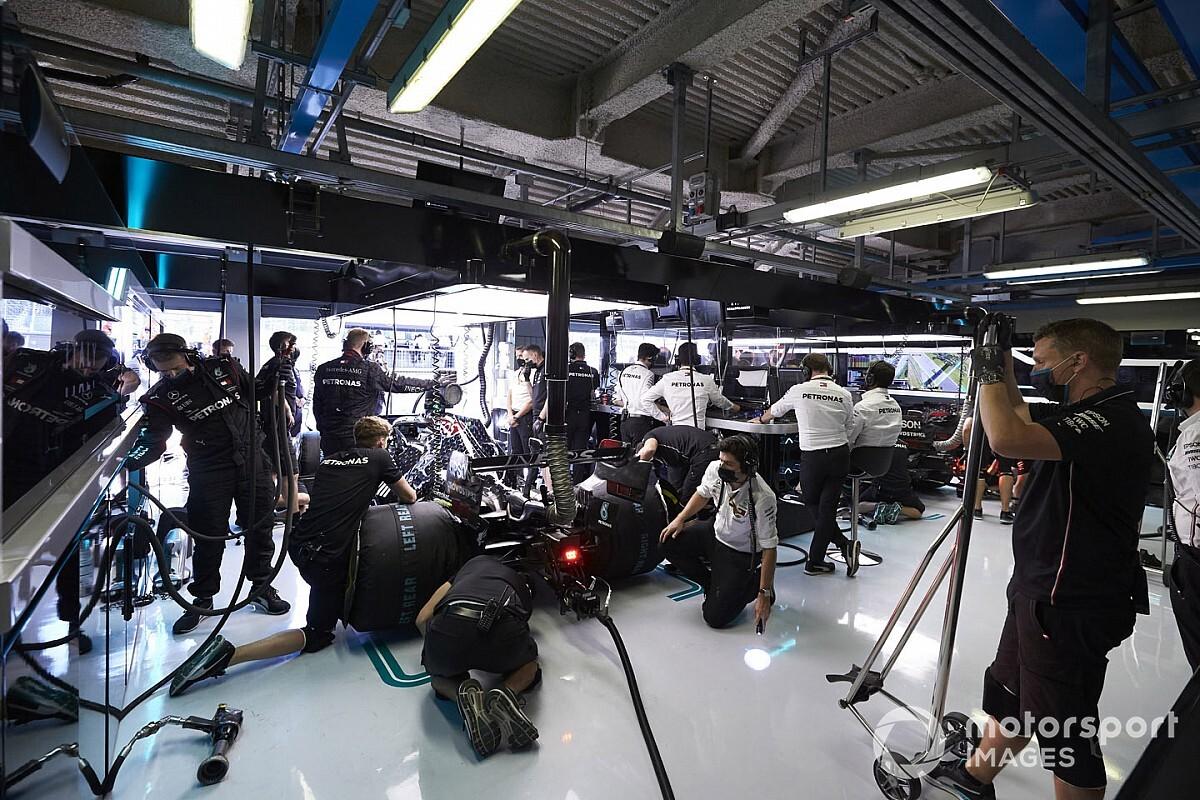 Medewerker Mercedes F1-team test positief op corona