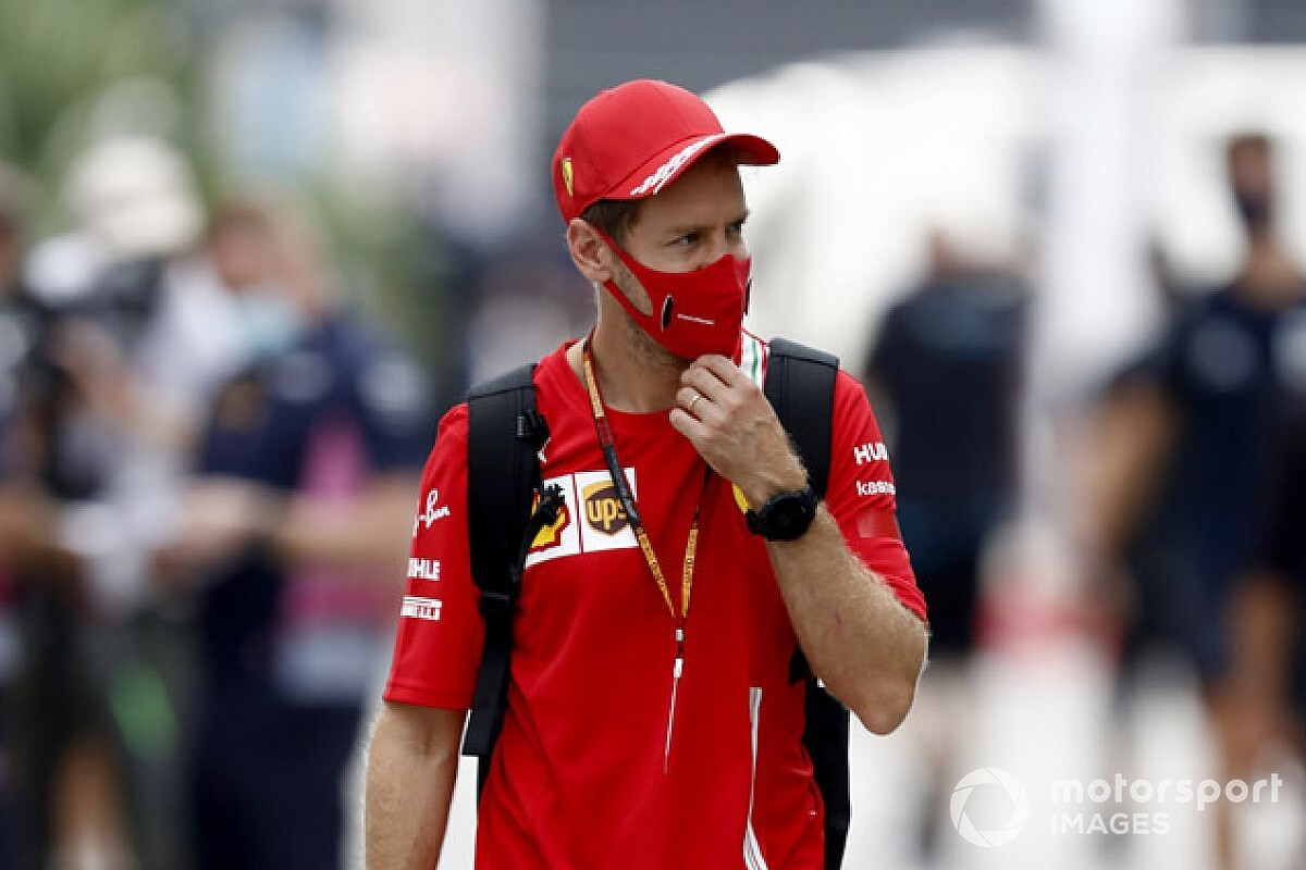 """Racing Point: """"Vettel'in 'sevgiye' ihtiyacı var"""""""