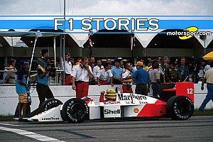 """F1 Stories: 3 aprile 1988, la squalifica """"muletto"""" di Senna"""
