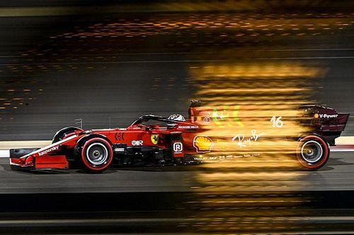 Leclerc: en comparación con el año pasado, el ritmo mejoró