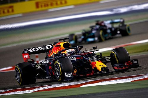 Differential issue cost Verstappen 0.3s per lap in Bahrain F1 GP