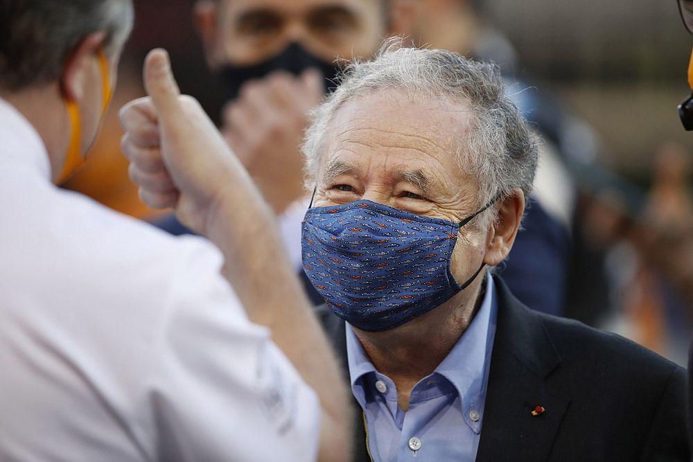 Todt diz que F1 não deve se misturar com política, mas cita ONU para defender GP saudita