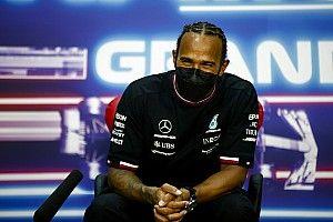 """Hamilton: """"Red Bull bu araçla çok daha ileride olabilir"""""""