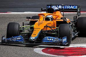 Ricciardo pas encore habitué aux freins de la McLaren