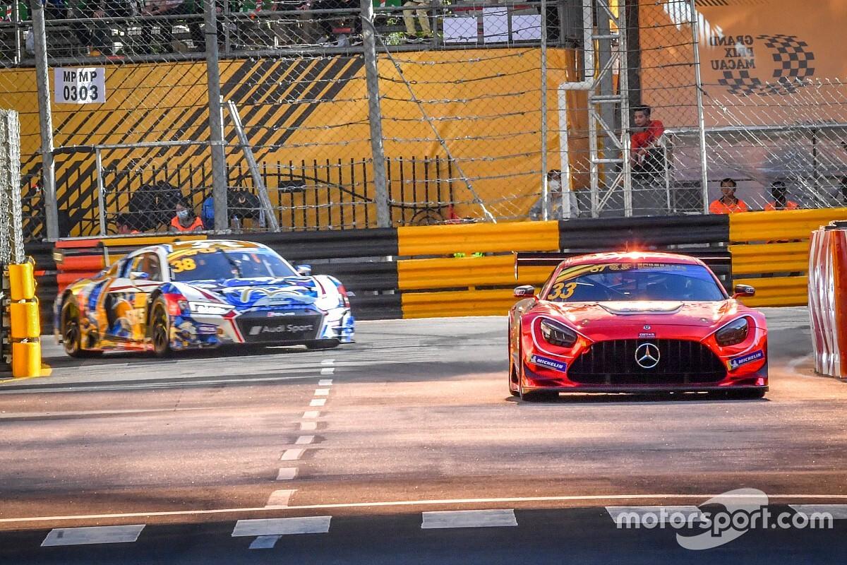 Skrócony Macau GT Cup