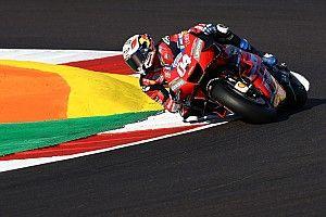 Ducati Sebut Dovizioso Tak Mampu Beradaptasi