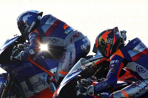 Galería: las increíbles imágenes de la clasificación de MotoGP en Portimao